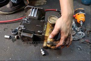 Sửa chữa máy rửa xe những vấn đề cần lưu ý
