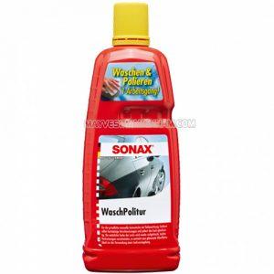 Nước rửa xe bọt tuyết Sonax là dung dịch được ưa chuộng trên thị trường