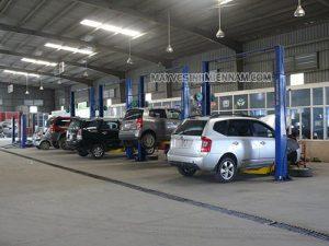 Kinh doanh rửa xe đang là lĩnh vực đầu tư được thu hút