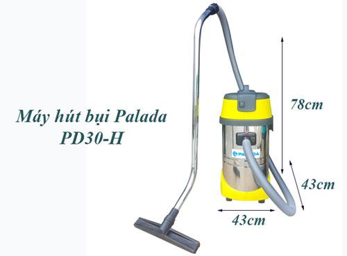 Máy hút bụi công nghiệp Palada PD30-H