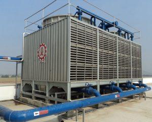 Tháp giải nhiệt vuông Liang Chi được ứng dụng rộng rãi