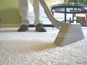 Hướng dẫn cách sử dụng máy giặt thảm đúng cách