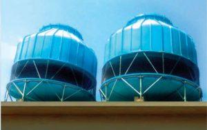 Khi tháp giải nhiệt hoạt động thường gây ra những tiếng ồn rất lớn