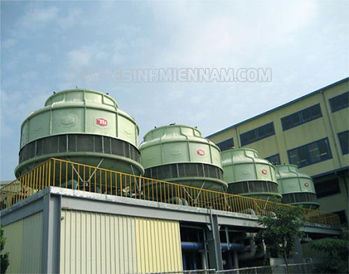 bảo trì tháp giải nhiệt