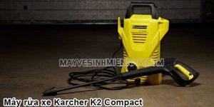 Máy rửa xe ô tô Karcher là thiết bị vệ sinh hiệu quả