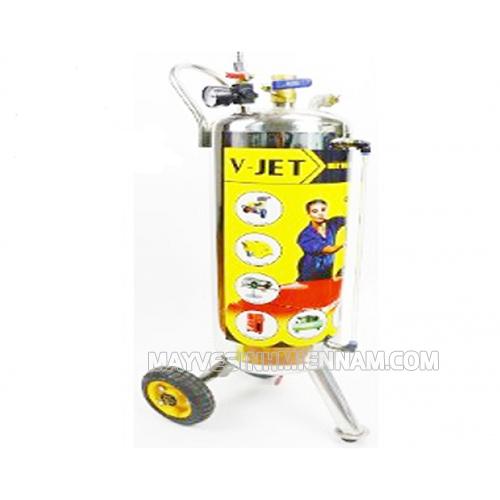 V-Jet là một trong những thương hiệu sản xuất bình bọt tuyết chất lượng cao
