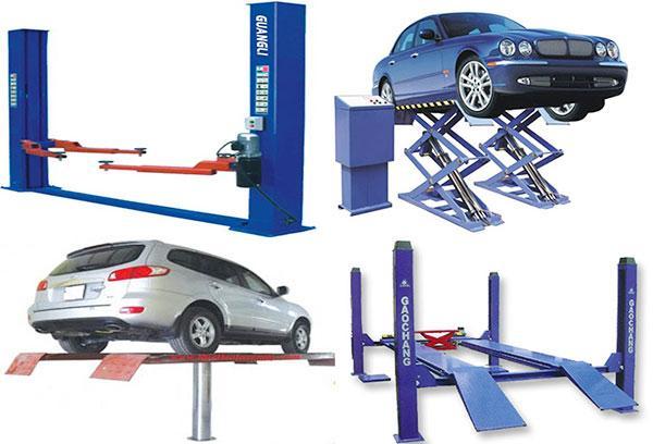 lựa chọn cầu nâng ô tô phù hợp