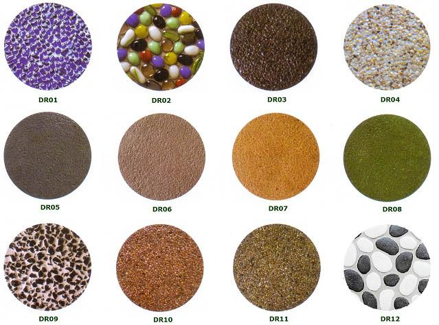 Những loại đá dùng trong thi công đá mài