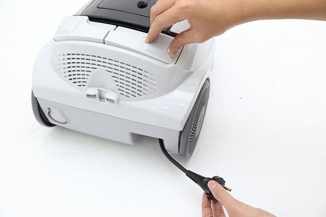 Lưu ý khi sử dụng máy hút bụi hitachi CV-SH18