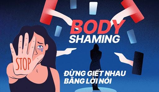 Hãy dừng những hành vi Body Shaming người khác