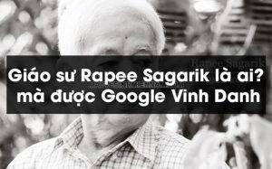 giáo sư Rapee Sagarik