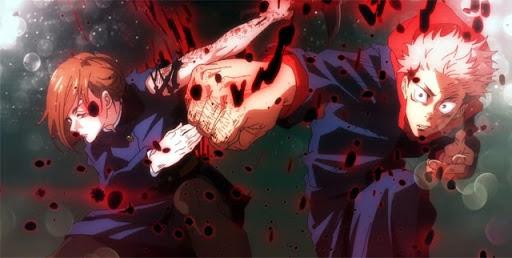 Jujutsu Kaisen có những cảnh chiến đấu cực ngầu