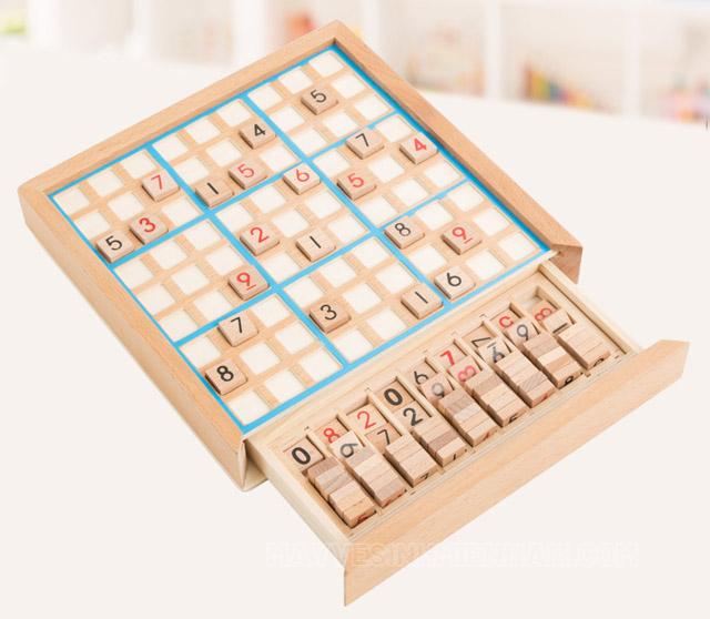 Sudoku đã được biến thể để phù hợp và kích thích người chơi hơn