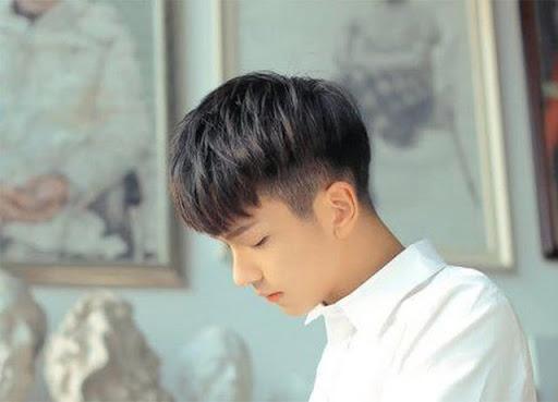 Tóc Textured tóc nam đẹp